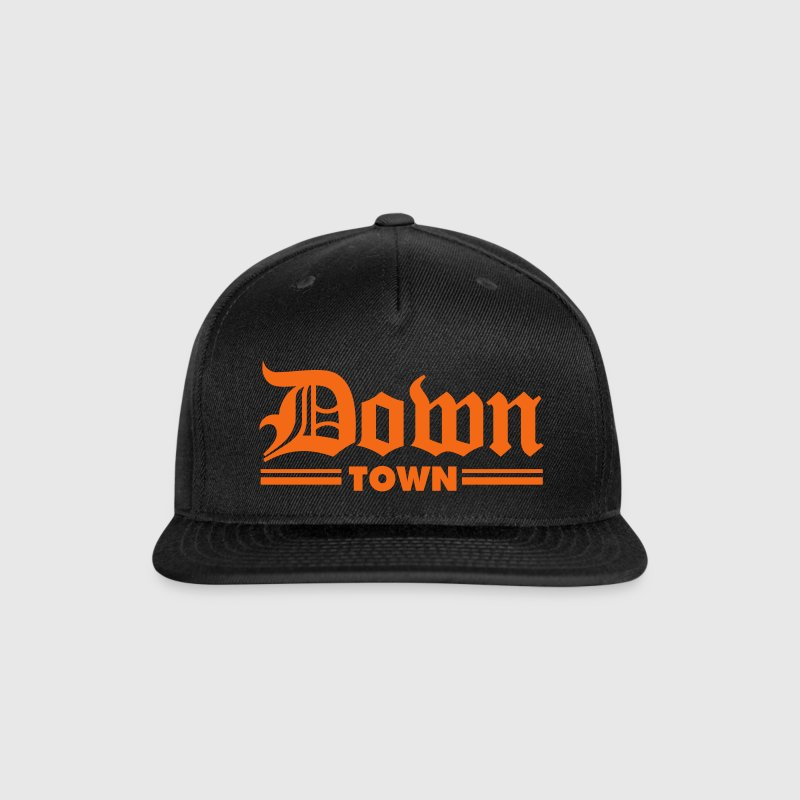 Down Town Sportswear - Snap-back Baseball Cap