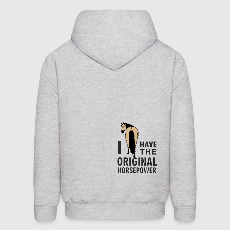Original Horsepower Hoodies - Men's Hoodie