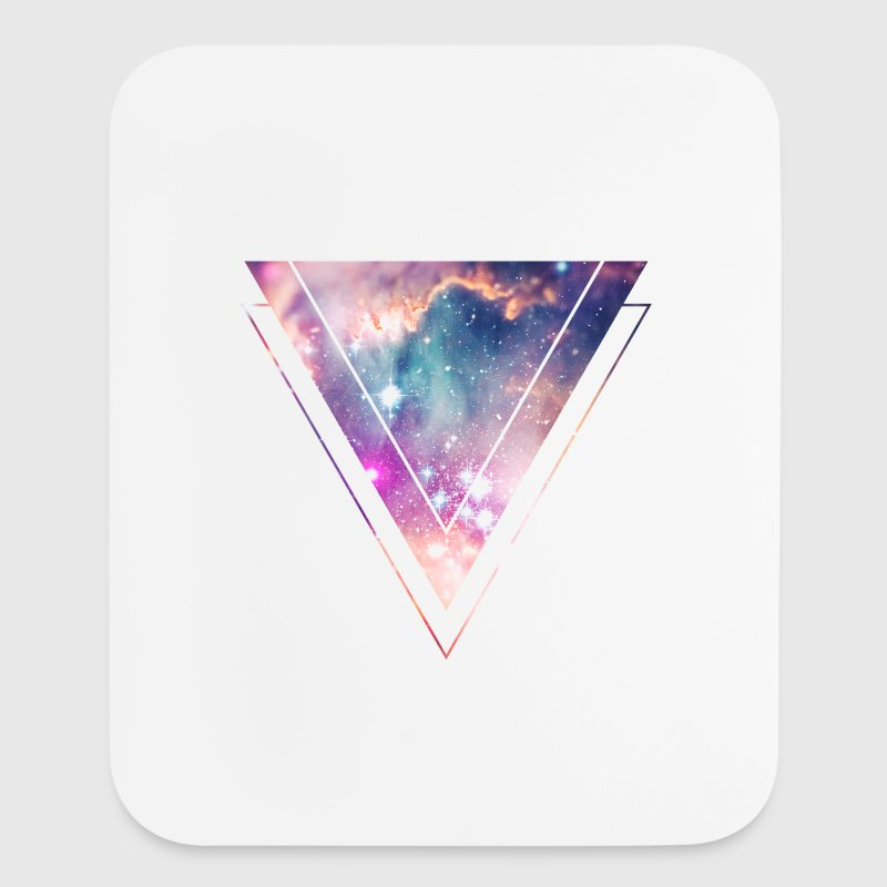 Galaxy - Space - Universe / Hipster Triangle Other - Mouse pad Vertical
