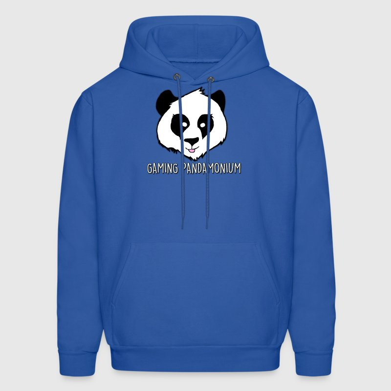 Gaming Pandamonium Hoodies - Men's Hoodie