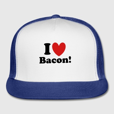 Bacon Mugs & Drinkware - Trucker Cap