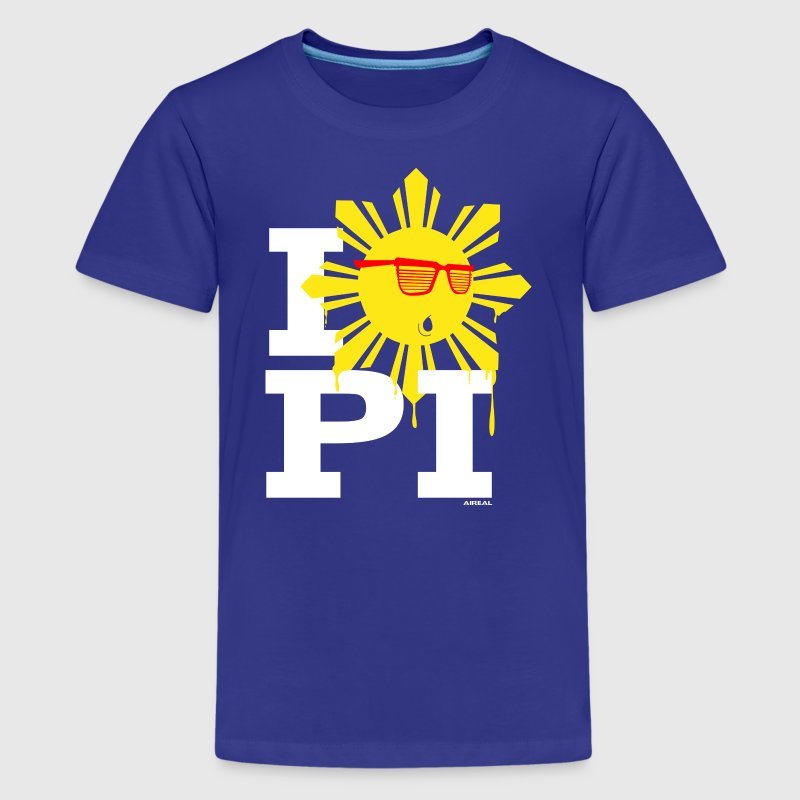 I Love The Philippines Yeezy Kids Tee Shirt by AiR - Kids' Premium T-Shirt