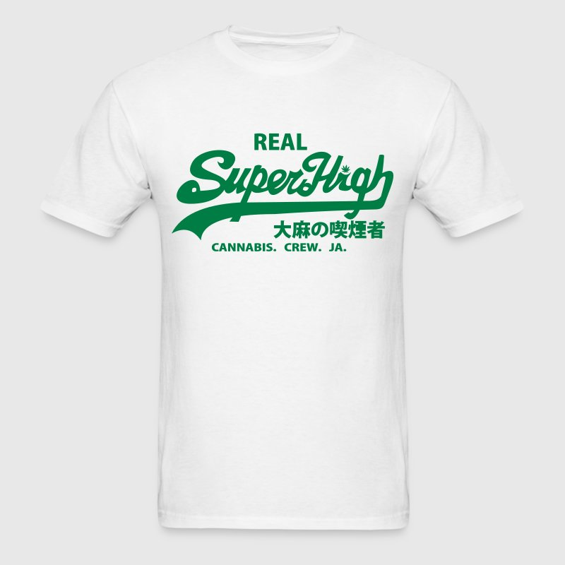 SuperHigh T-Shirts - Men's T-Shirt