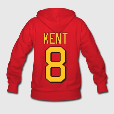 Clark Kent Smallville Football - Women's Hoodie