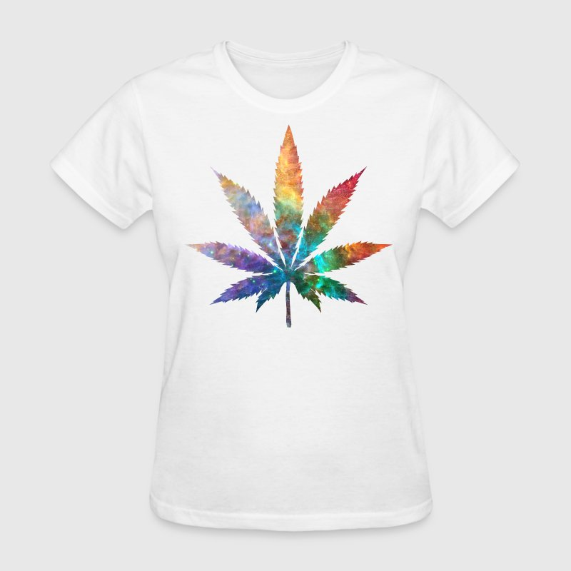 Cosmic Chronic Women's T-Shirts - Women's T-Shirt