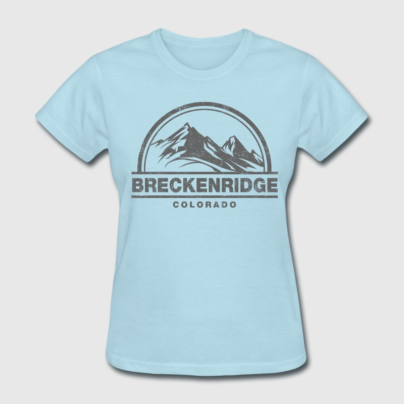 Breckenridge Colorado Women's T-Shirts - Women's T-Shirt