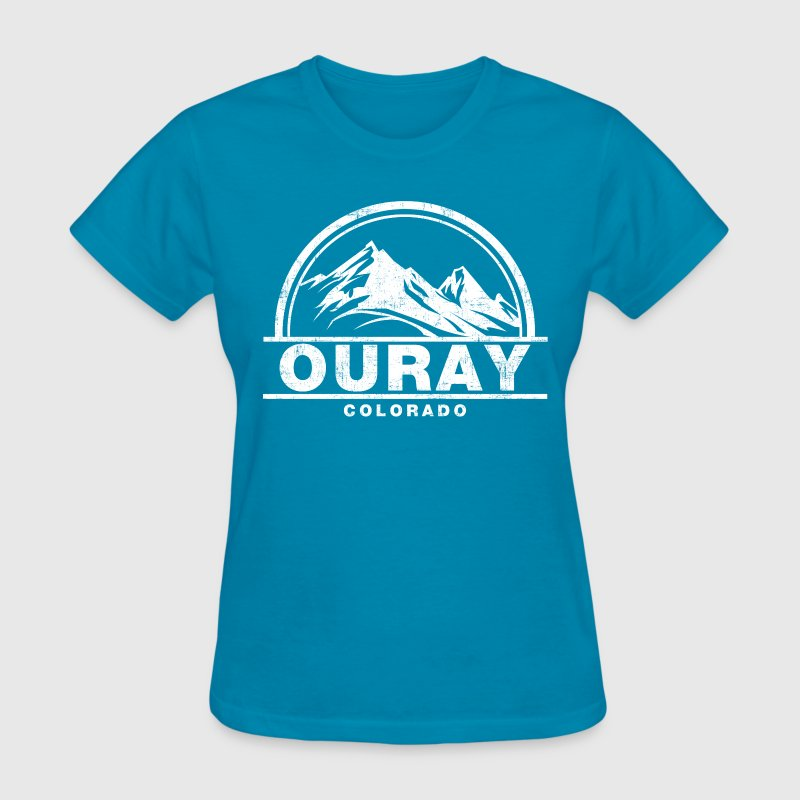 Ouray Colorado Women's T-Shirts - Women's T-Shirt