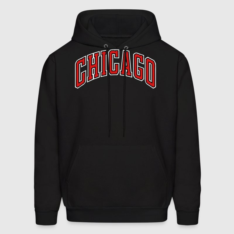 Chicago Arch Shirt Hoodies - Men's Hoodie