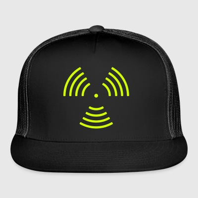 Sound Waves Bags & backpacks - Trucker Cap
