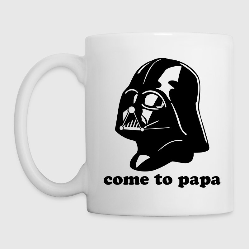 Darth Vader - Come to Papa - Coffee Mug - Coffee/Tea Mug