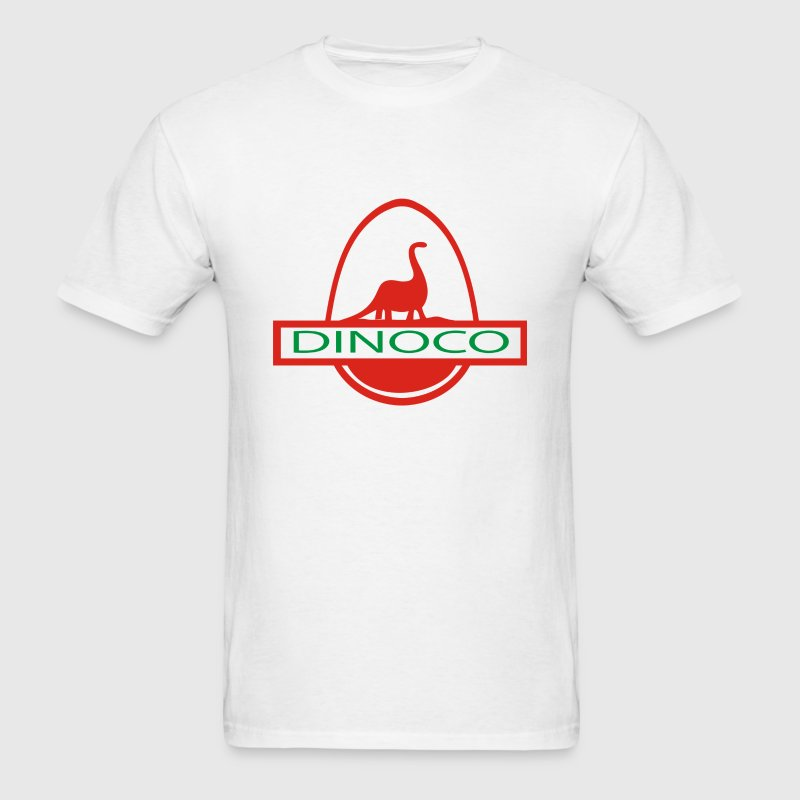 Dinoco - Men's T-Shirt