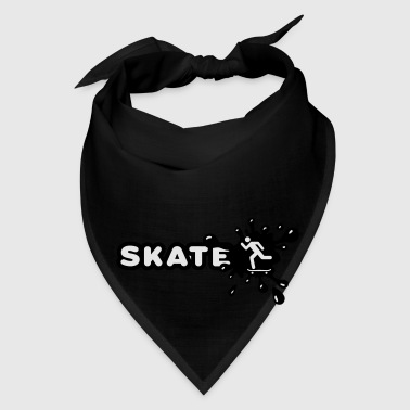 Skate Splash Mugs & Drinkware - Bandana