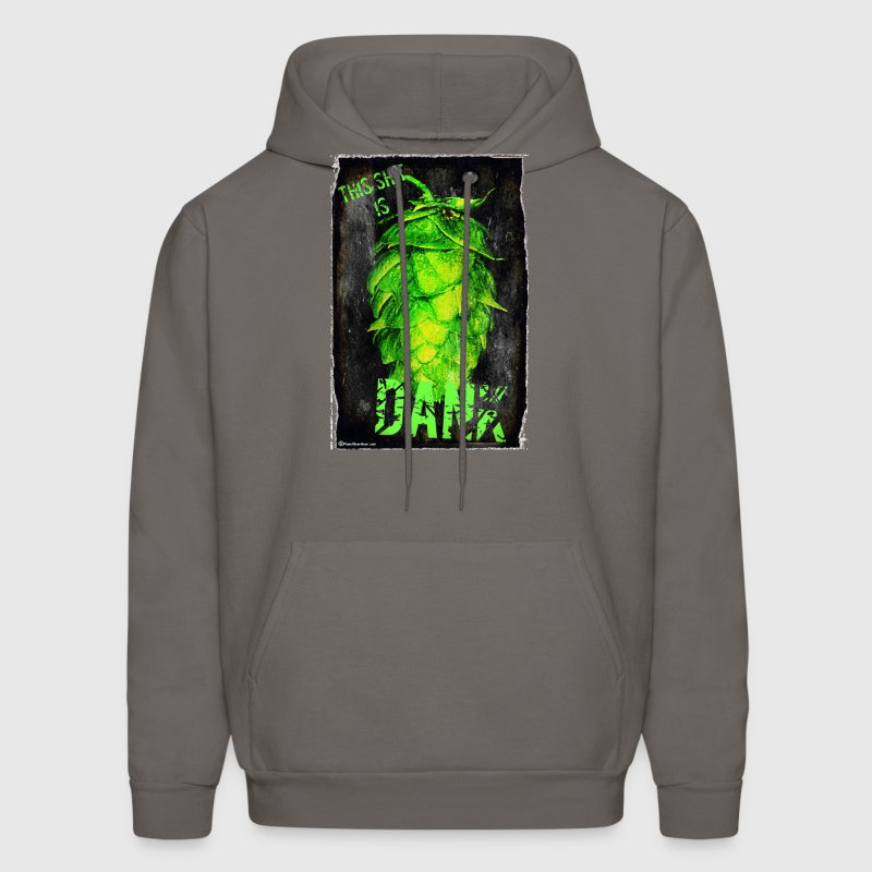 DANK Men's Hooded Sweatshirt - Men's Hoodie