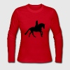 horseback riding Long Sleeve Shirts - Women's Long Sleeve Jersey T-Shirt