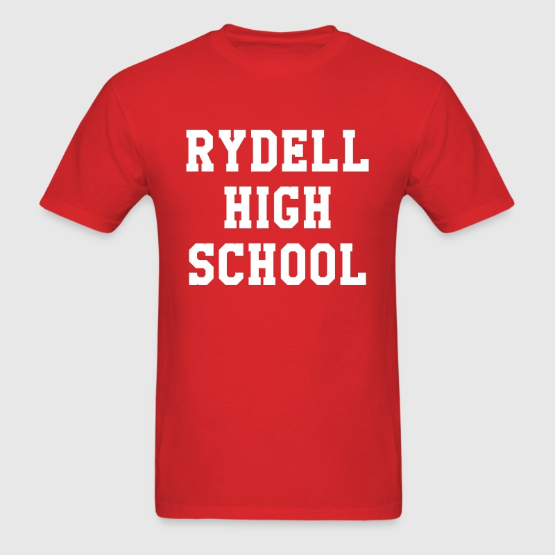 Rydell High School  - Men's T-Shirt