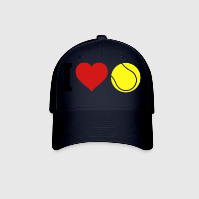 I love tennis Bags & backpacks - Baseball Cap