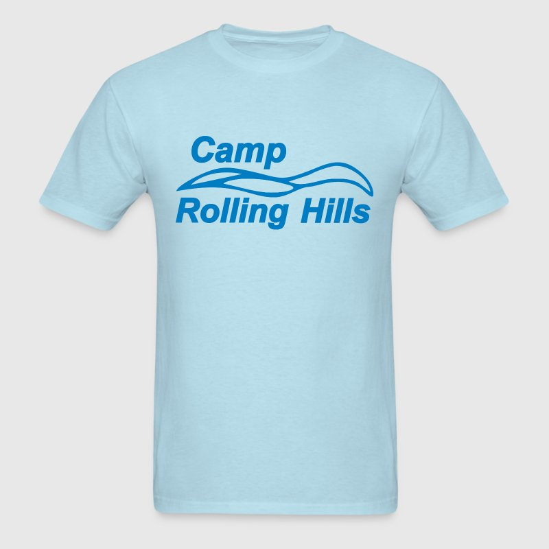 Camp Rolling Hills - Men's T-Shirt