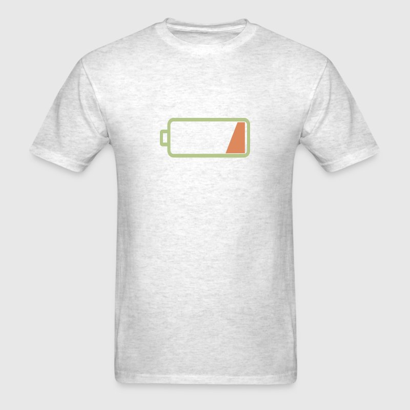 Silicon Valley – Low Battery - Men's T-Shirt