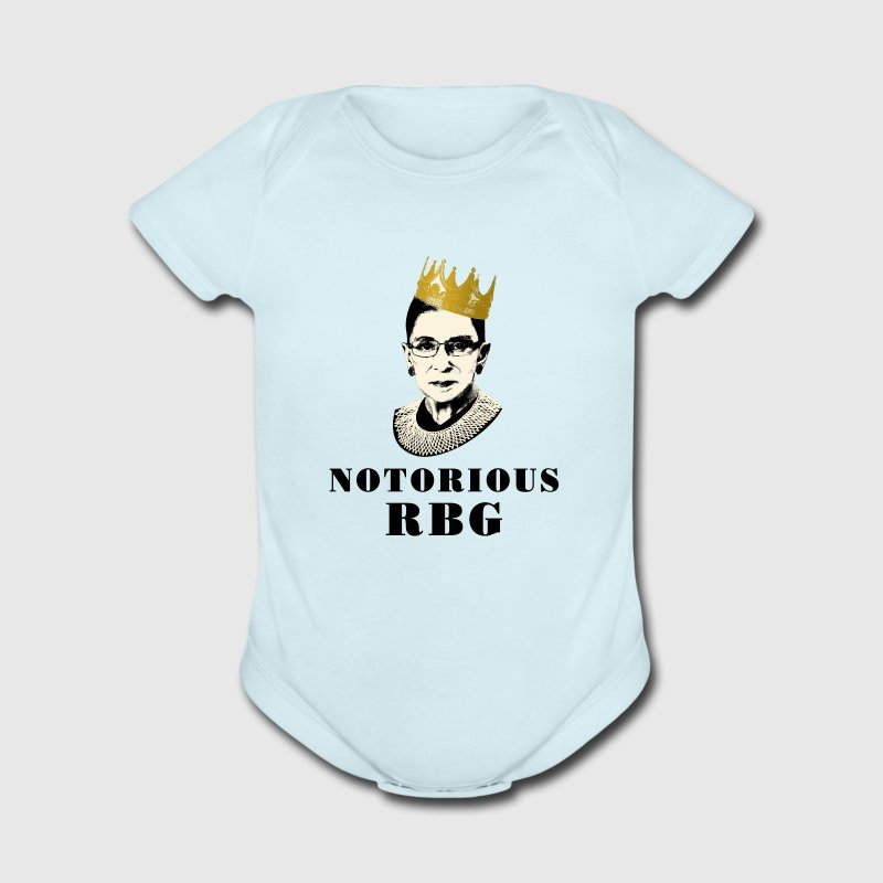 Official Notorious RBG Baby & Toddler Shirts - Short Sleeve Baby Bodysuit