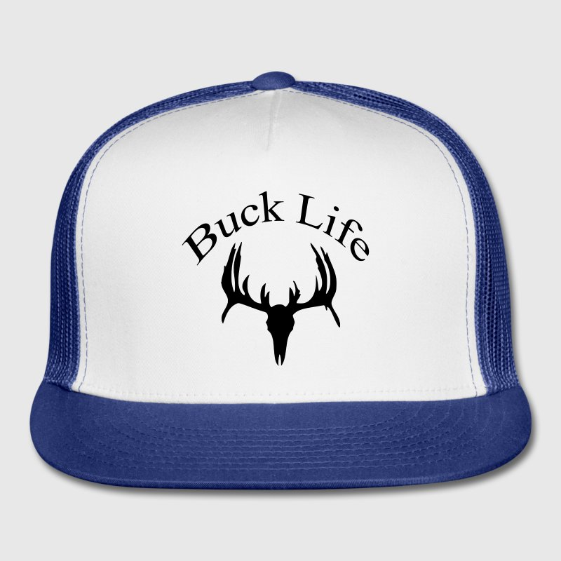 Buck Life Trucker Hat  | JonMacArms - Trucker Cap