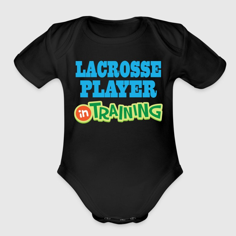 Future Lacrosse Player Baby & Toddler Shirts - Short Sleeve Baby Bodysuit