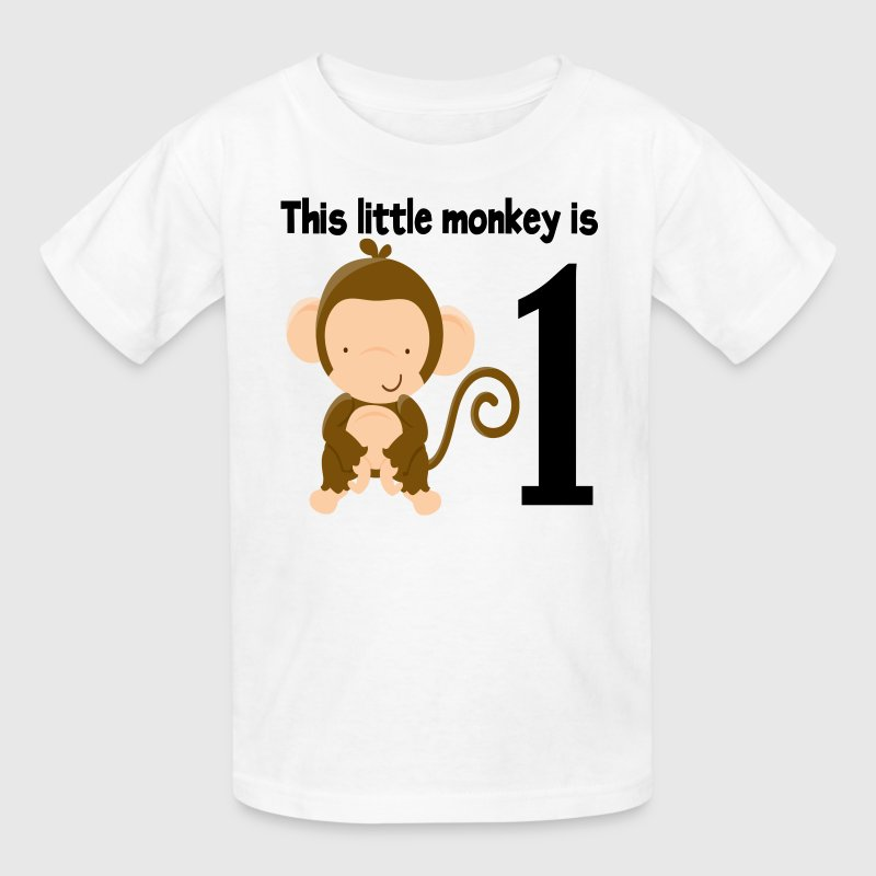 Money 1st Birthday Kids' Shirts - Kids' T-Shirt
