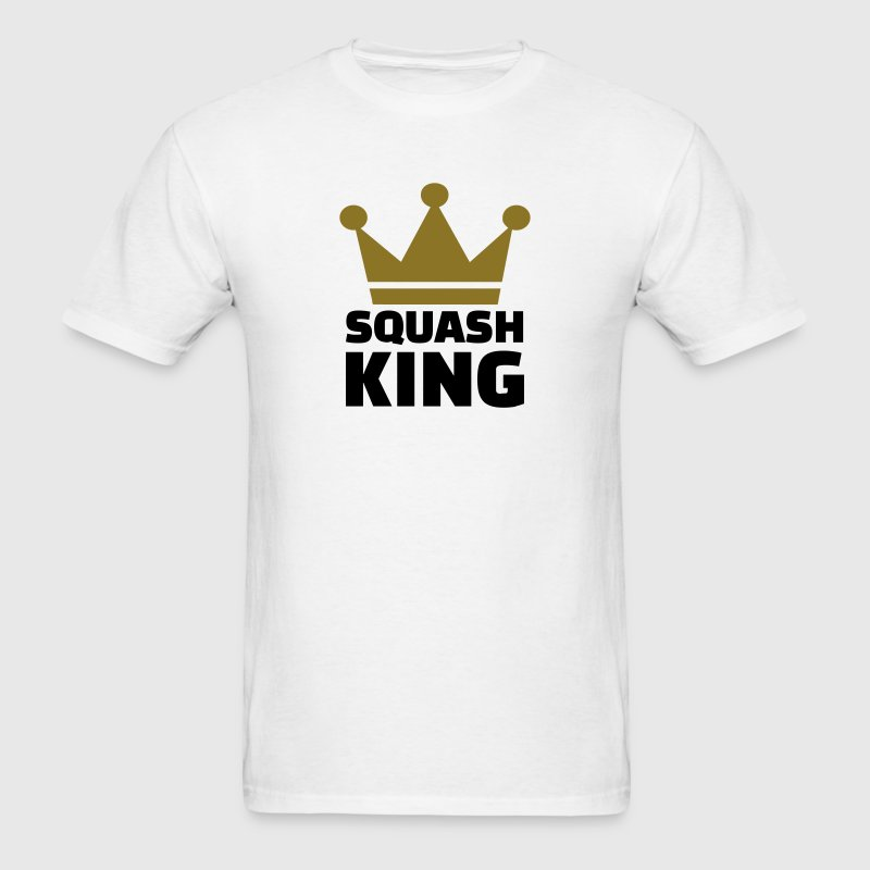 Squash King T-Shirts - Men's T-Shirt