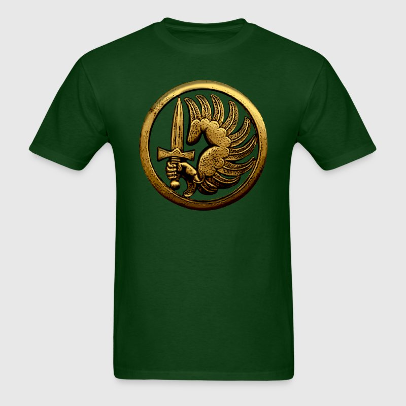 French Foreign Legion Para Badge - Men's T-Shirt