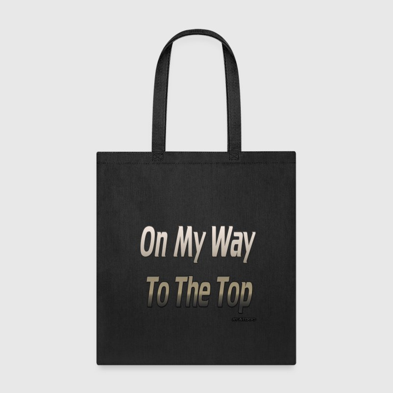 On My Way to The Top Bags & backpacks - Tote Bag