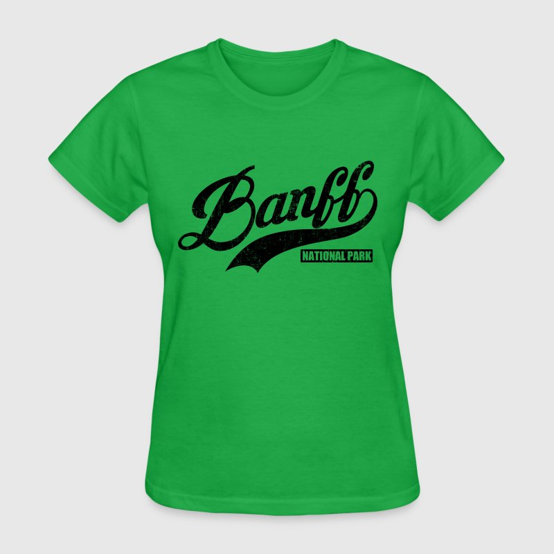 Banff National Park Women's T-Shirts - Women's T-Shirt