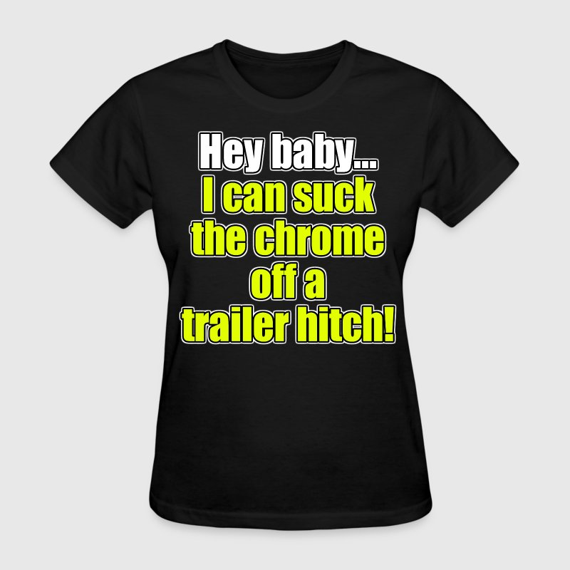 Trailer hitch - Women's T-Shirt