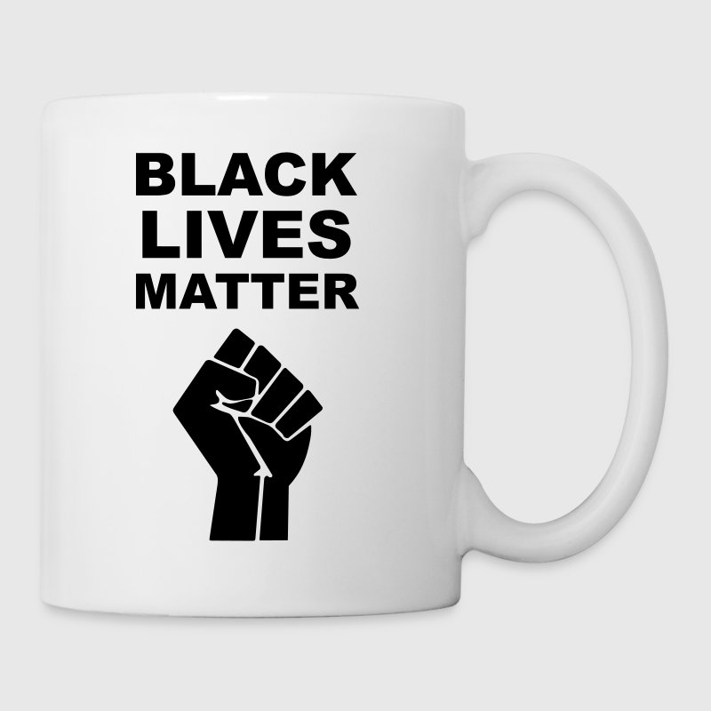Black Lives Matter Mugs & Drinkware - Coffee/Tea Mug