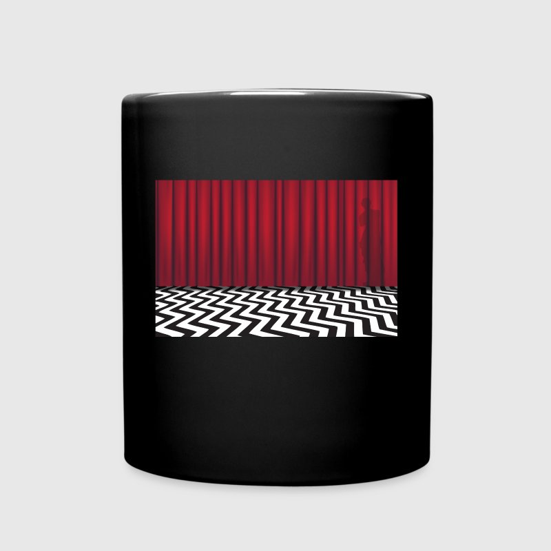 Black Lodge Mug - Full Color Mug