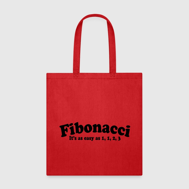 Fibonacci  Bags & backpacks - Tote Bag