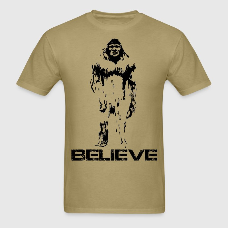 Bigfoot (1) - Men's T-Shirt