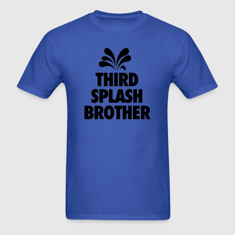 Third Splash Brother T-Shirts - Men's T-Shirt