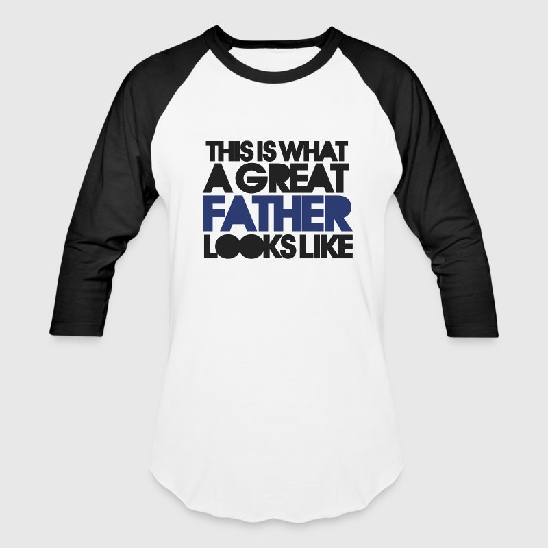 Great DAD for fathers day - Baseball T-Shirt