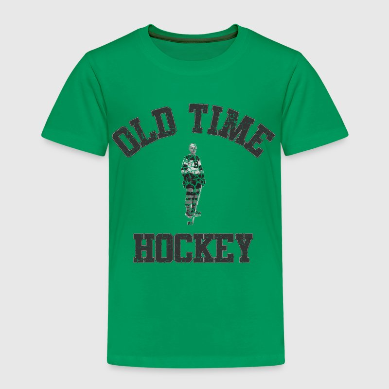 Classic Vintage Old Time Hockey Baby & Toddler Shirts - Toddler Premium T-Shirt