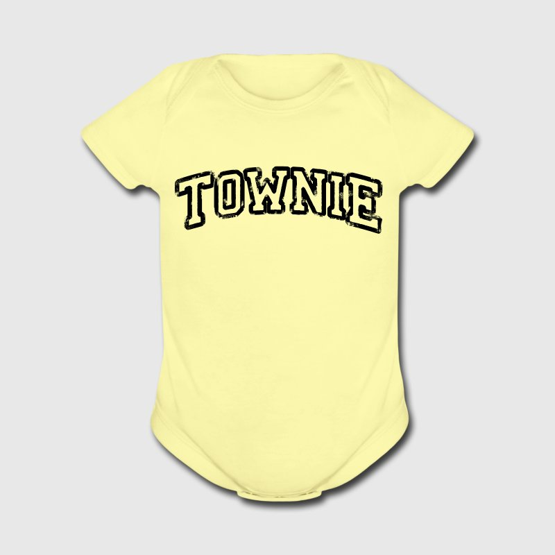 Charlestown Mass Boston Townie Baby & Toddler Shirts - Short Sleeve Baby Bodysuit
