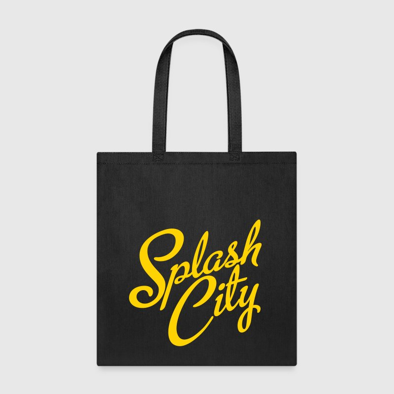 Splash City Hoops CA Basketball Bags & backpacks - Tote Bag