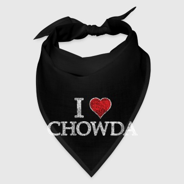 I Heart Chowder Chowda Bags & backpacks - Bandana
