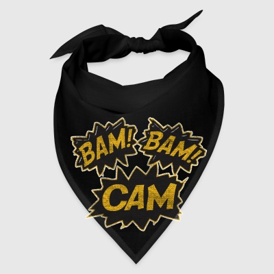 Bam Bam Cam Boston Hockey Bags & backpacks - Bandana