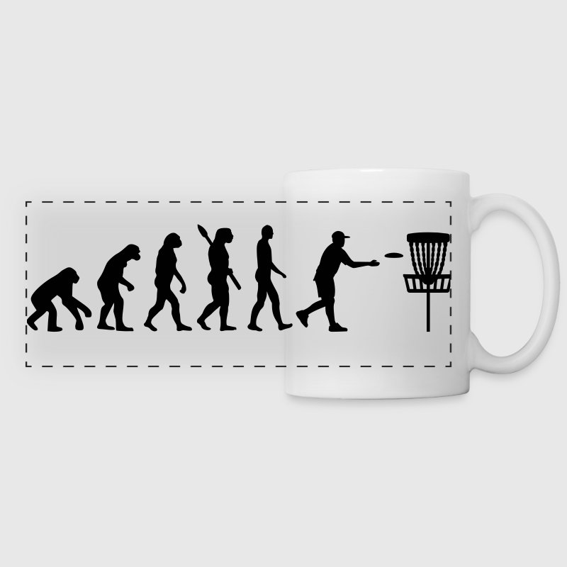 Evolution Disc Golf Accessories - Panoramic Mug