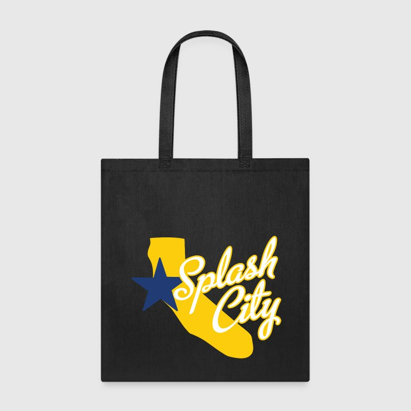 Splash City Oakland California Basketball Bags & backpacks - Tote Bag