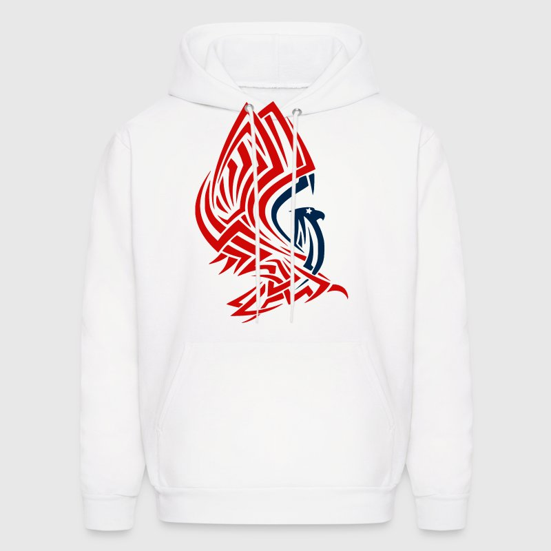 All American Eagle RB Hoodies - Men's Hoodie