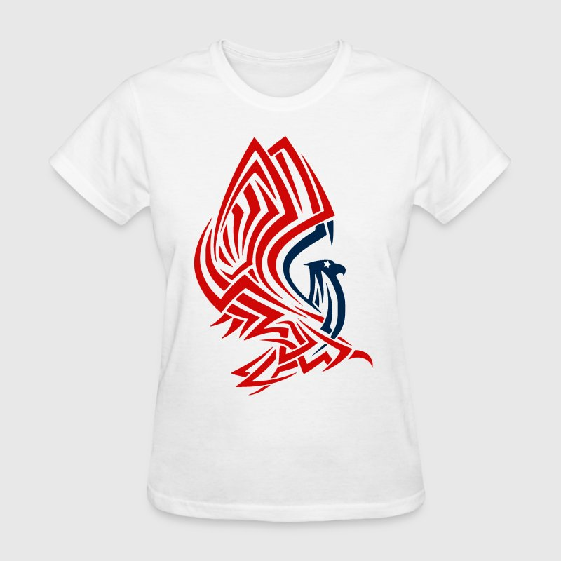 All American Eagle RB Women's T-Shirts - Women's T-Shirt