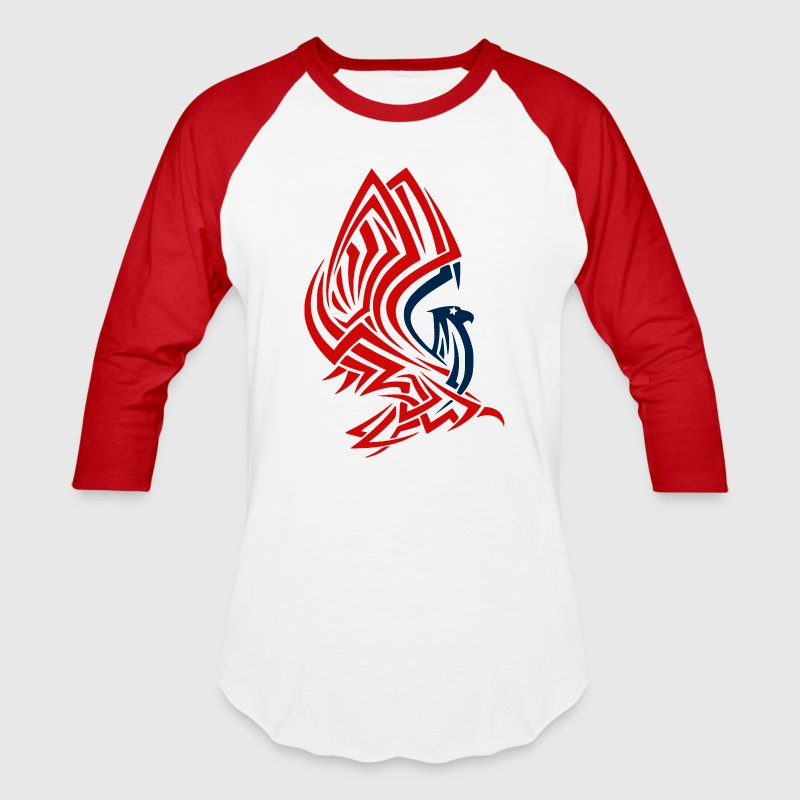 All American Eagle RB T-Shirts - Baseball T-Shirt