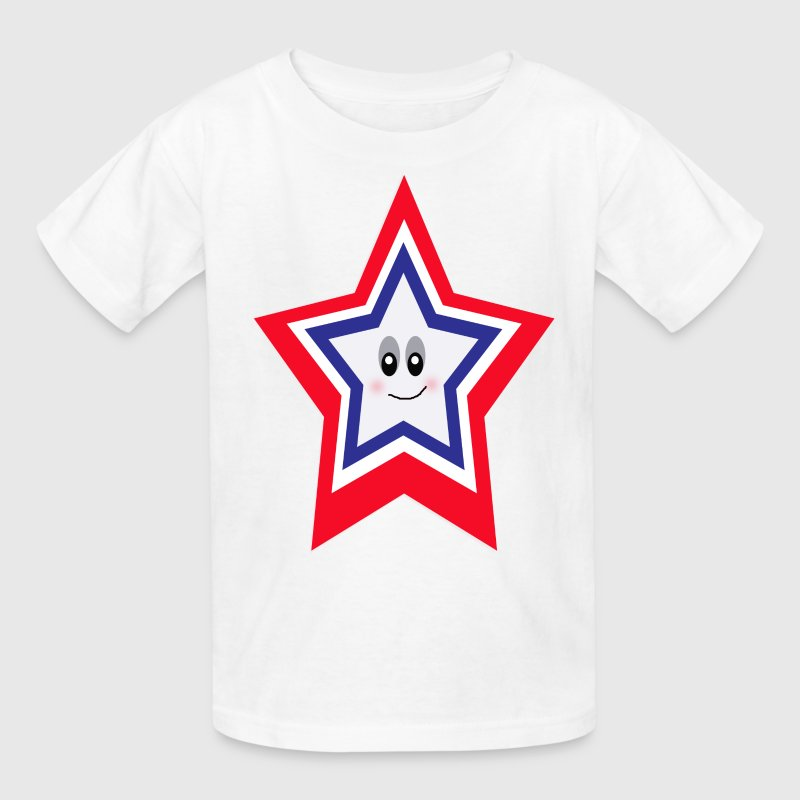 Roanoke Mill Mountain Star Kids' Shirts - Kids' T-Shirt
