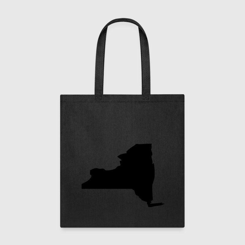 New York State Silhouette Bags & backpacks - Tote Bag