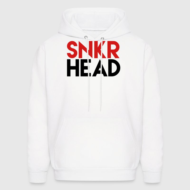 SNKR HEAD Shirt Hoodies - Men's Hoodie